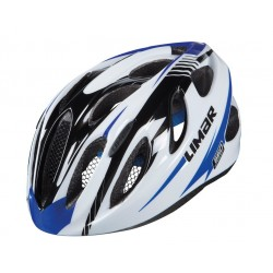 Casco Limar 660 Superlight azul y blanco