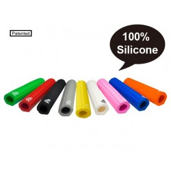 T-One Deja Vu Silicon Bar Grips multiple colors