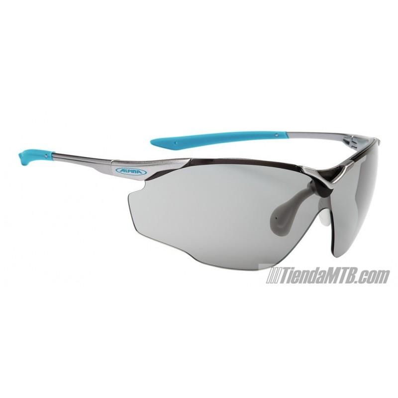 dd4f83190d Gafas Alpina Splinter VL Fotocromaticas Cat 2-3 Gris Azul ...