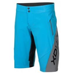 XDURO Pantalón enduro corto azul