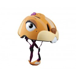 Casco infantil Crazy Safety Ardilla