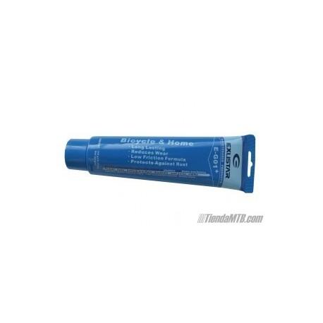 Cartucho de grasa azul base de teflon 100gr