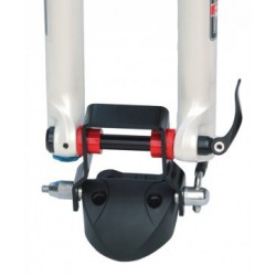 15mm, 20mm, Boost and 12mm axle adapter for bike carriers