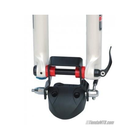 Adaptador para eje de 15mm, 20mm, Boost y 12mm para portabicicletas
