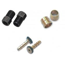 XLC or Tektro disk brake connection kit (olives, pins, nuts)
