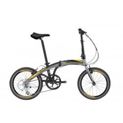Rymebikes Urban 7V folding bike with V brakes