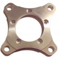 Spider adapter for standard MTB rings for 8FUN motor kit