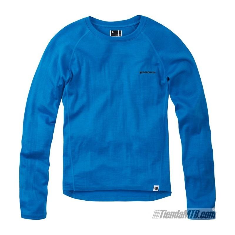 Madison isoler merino camiseta interior t rmica for Camiseta termica interior