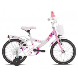 "TORPADO T671 TRILLY 16"" Rosa/Blanca"