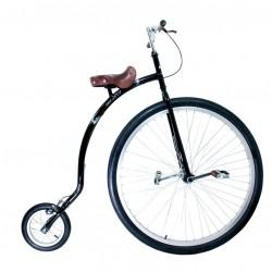 "Bicicleta antigua tipo Gentlemen de rueda alta de 36"""