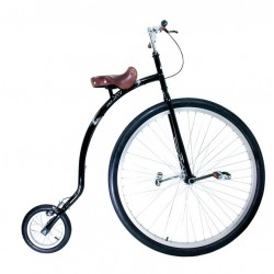 Old style Gentlemen-bike big wheel 36""