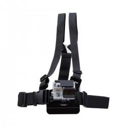 Soporte de pecho Rollei Chestmount para camaras GoPro y compatibles