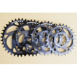 FireEye SRAM Direct Mount 1x10 or 1x11 Narrow Wide Chainring