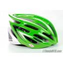 Casco EXTREME E2 verde y blanco