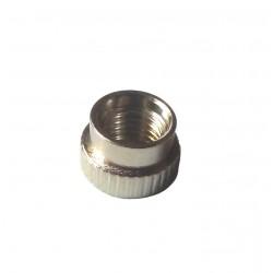 Rim hole adapter from schrader to presta
