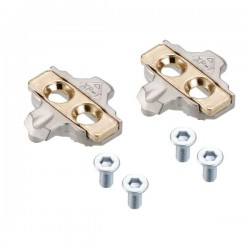 XPT Xpedo clipless pedal cleats