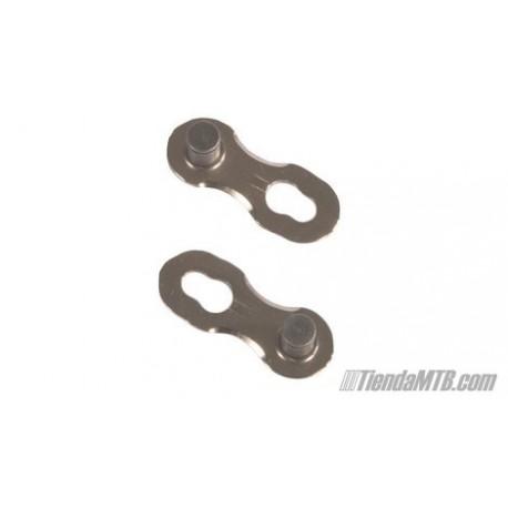 Eslabón de cierre fácil para cadenas de 11v
