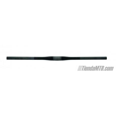 Manillar Leonardi Luke 740mm de fibra de carbono