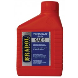 Bradol Suspension Fork Oil 5W 1liter