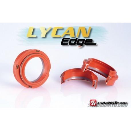 Retenes RacingBros Lycan Edge naranjas para horquillas de suspension de 32-34-35-36mm