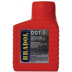 Líquido de frenos hidráulicos DOT-5.1 sintético (Formula, Avid,...)