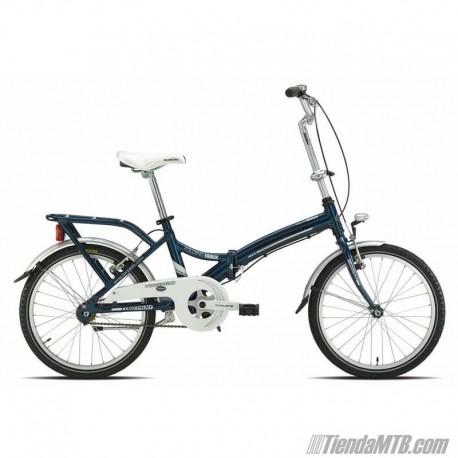Bicicleta aro tija de sillín borna con portaequipajes fijación ø 28,6mm