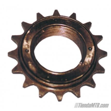 Threaded freewheel sprocket for Freewheel sprocket for electric motor
