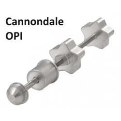 Llave para montar la potencia OPI de Cannondale