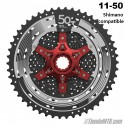 11 speed 11-50T Cassette Sunrace MX8 for 1x11