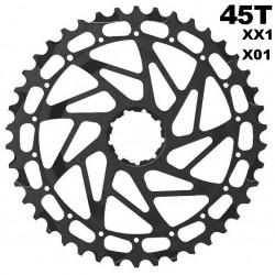Piñon 45T de reemplazo para SRAM XX1 y X01 - Leonardi Lulu 45