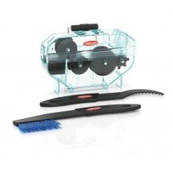 Set de limpiacadenas y cepillos XLC