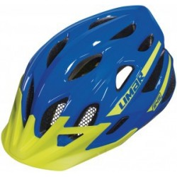 Limar 545 Helmet blue and green