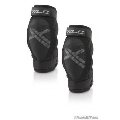 Rodilleras XLC flexibles para enduro