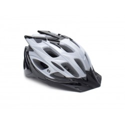 Extreme E3 helmet black and white