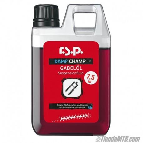Aceite RSP DAMP CHAMP para horquillas y amortiguadores