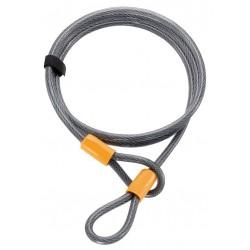 Cable antirrobo sistema entrelazado Akita 8043 220 cm Ø 10 mm