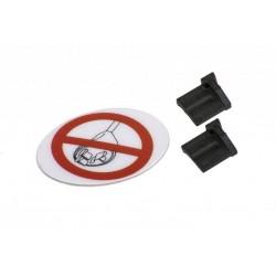 Tapones y sello para puerto de carga Bosch