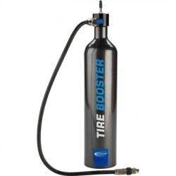 Schwalbe Tire Booster-AIRSHOT tubeless air inflator