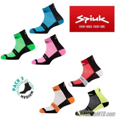 Calcetines ciclismo SPIUK Anatomic