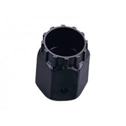 Cassette / centerlock discs / Marzocchi extractor