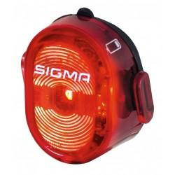 LED USB rear light Sigma Nugget II
