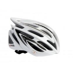 Extreme E2 helmet black and white