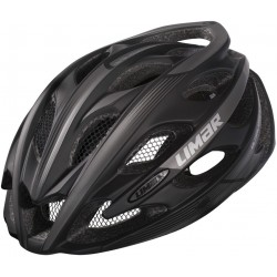 Casco Limar Ultralight+ blanco y plata