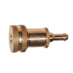 Racor boquilla válvula fina para bomba o compresor