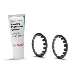 Kit Bosch de grasa y anillo protector rodamiento motor