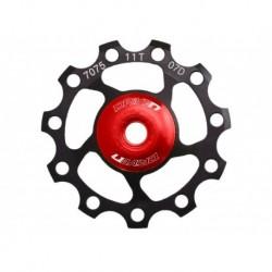 11T Jockey wheels with ceramic bearings