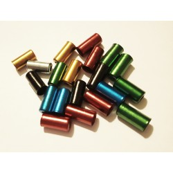 Brake 5mm outer casing caps in color