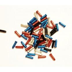 Topes para cables de freno y cambio 10uds