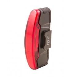 Luz trasera LED USB aerodinamica Spanninga Arco