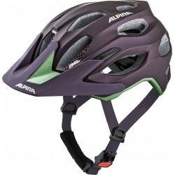 Casco Alpina Carapax Enduro negro y verde